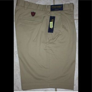 NEW Polo Ralph Lauren Golf Shorts Fairway Fit 32